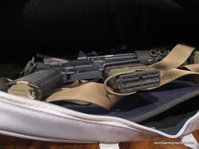 BLACKHAWK! Diversion Carry Racquet Bag Review