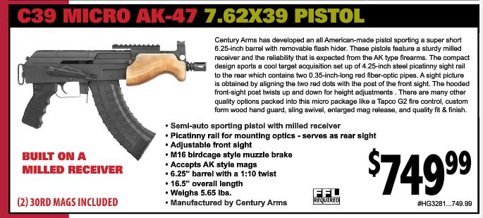 century_micro_AK47_pistol
