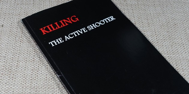 Killing the Active Shooter Book Giveaway