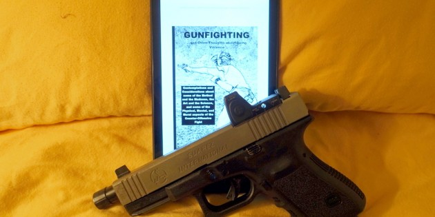Gunfighting, and Other Thoughts about Doing Violence Book Review