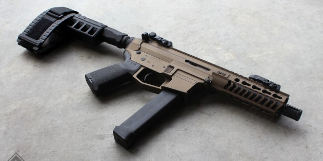 Angstadt Arms UDP-9 9MM AR15 Arrives at Dealers