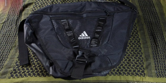 Adidas Capital Sling Bag for EDC Review
