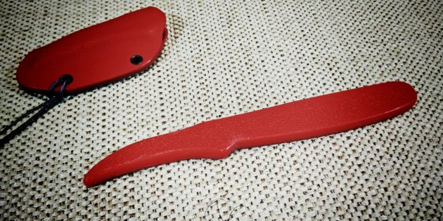Zulu Bravo Victorinox Fruit Knife Trainer First Impressions Review
