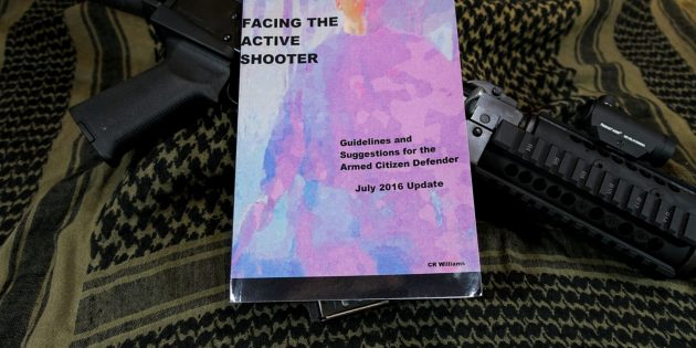 Facing the Active Shooter July 2016 Updated Edition Book Review