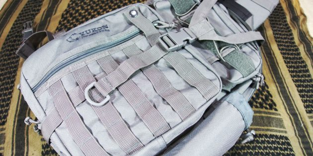 Yukon Outfitters Overwatch Tactical Sling Bag First Impressions Review