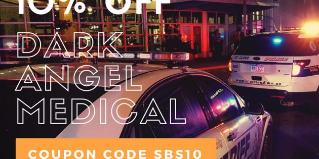 Save 10% at Dark Angel Medical with SBS Coupon