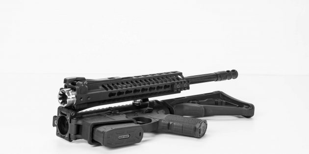 XAR Folding AR15 From F&D Defense