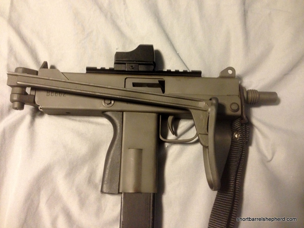 Masterpiece Arms MAC-10 Review : Short Barrel Shepherd