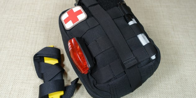 Flying with a trauma kit