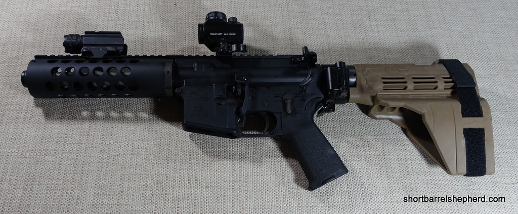 Simple Threaded Devices 300 Blackout Muzzle Attachment