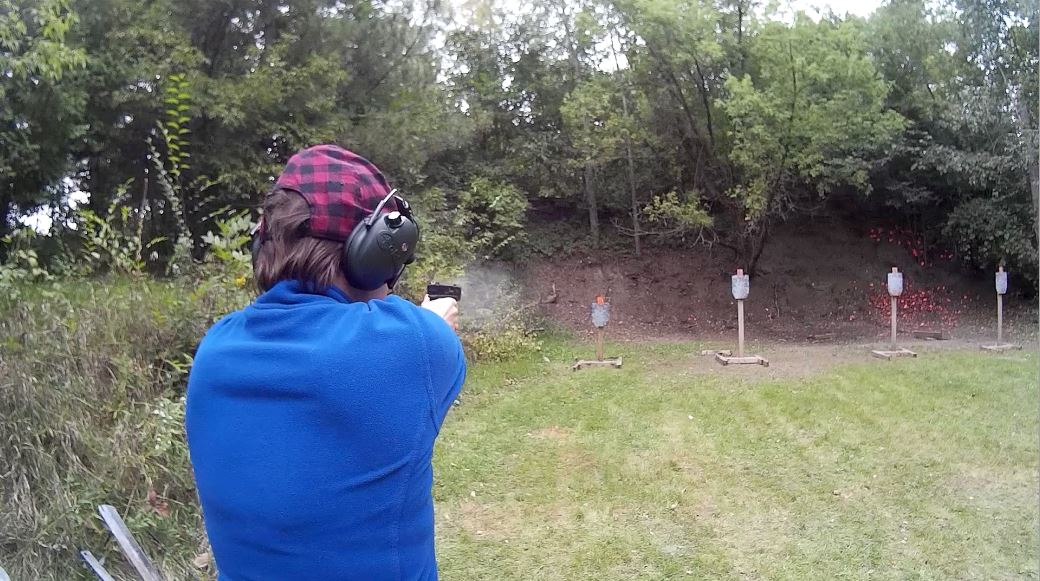 new shooter basic class