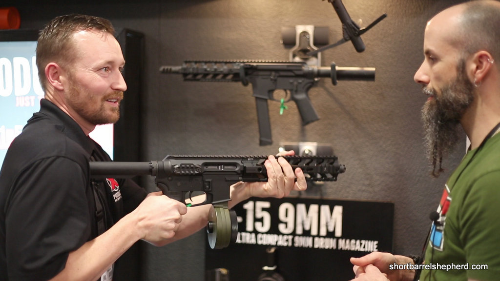 X Products SHOT Show 2015-2