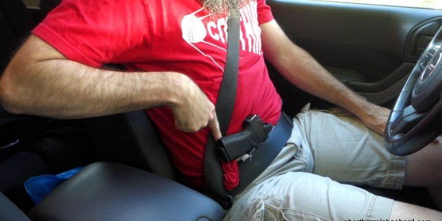 Carrying Appendix While Seat Belted 2015 Edition
