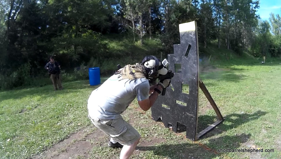 MPA 930SST SBR rifle passthrough