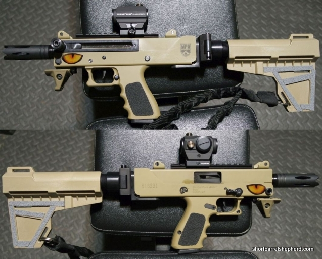 Masterpiece Arms 30DMG and the Weapons-System Concept