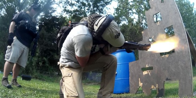 2015 QSI Training Advanced Rifle Class