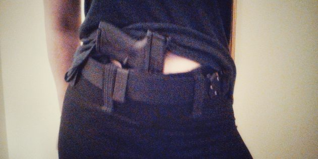 That's What She Said: DIY Tactical Yoga Pants