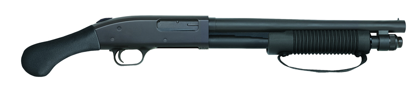 Brace Assisted Short Barrel Firearms : Short Barrel Shepherd